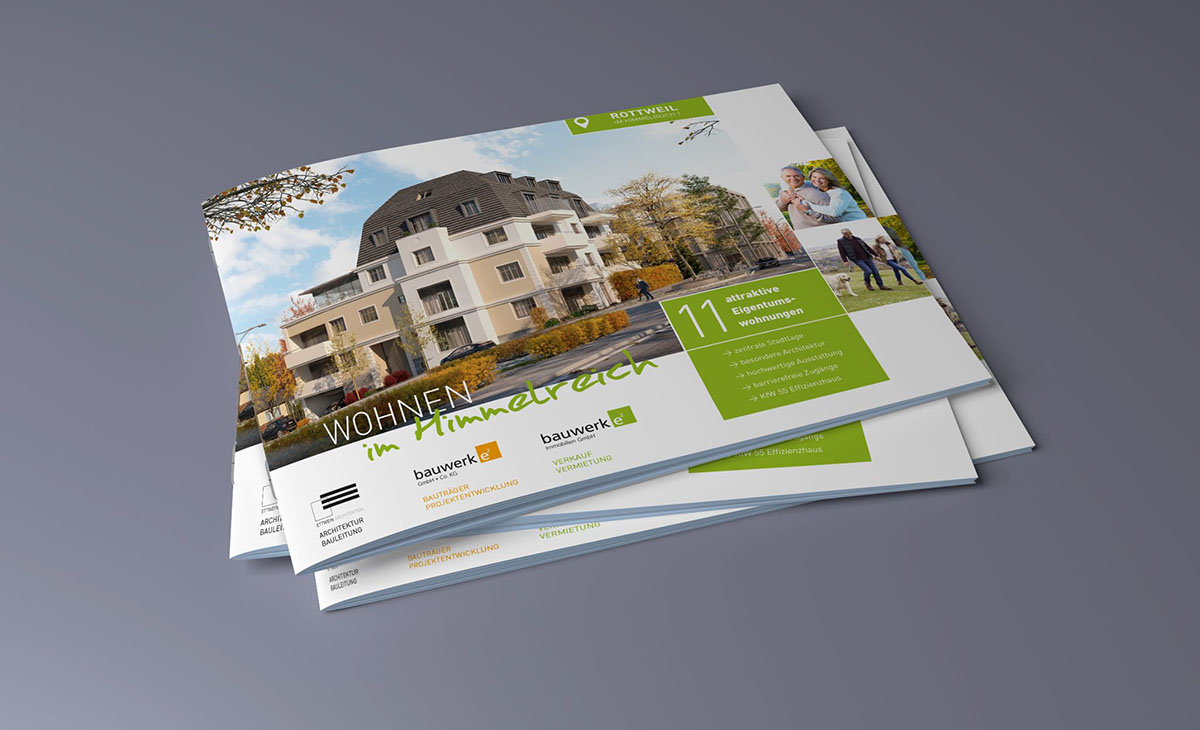 Design Immobilienexposee